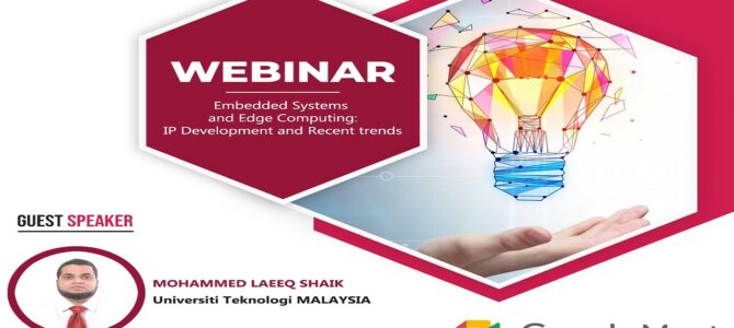 Embedded System and Edge Computing