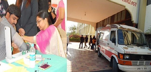 Blood Donation & Screening Camp