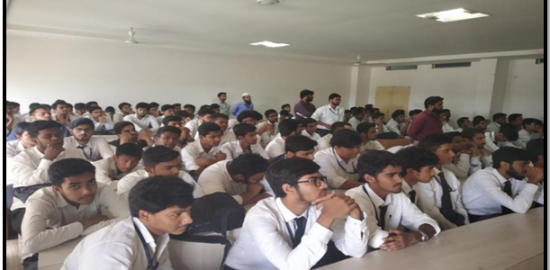 A Guest lecture on Design of Machine