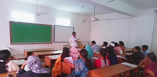 "FDP on ""Effective Teaching Methodologies & Mentoring"""