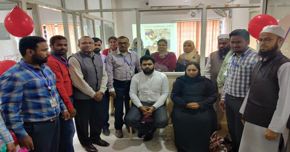 Inauguration of Consultancy Cell