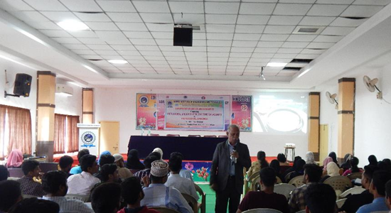 Motivational Guest Lecture on Effective Time Management