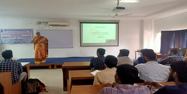 Guest Lecture on PTSP