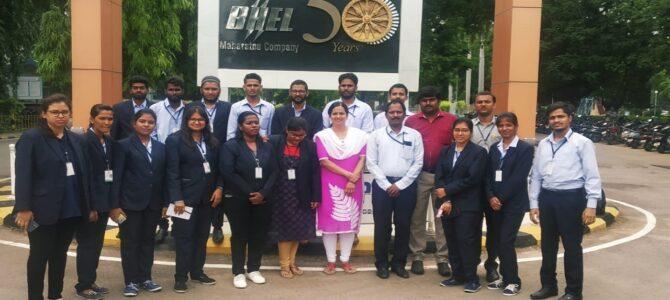 BHEL-Industrial Visit