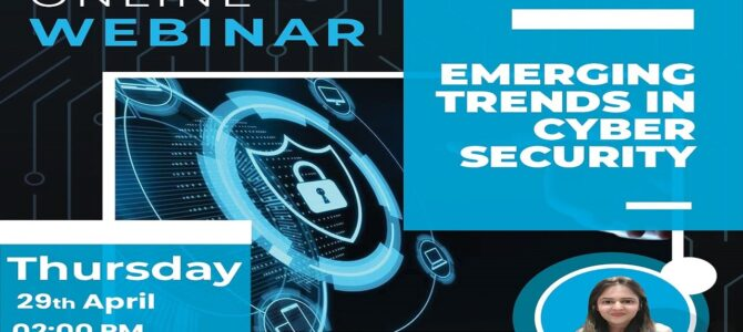 Emerging Trends in Cyber Security
