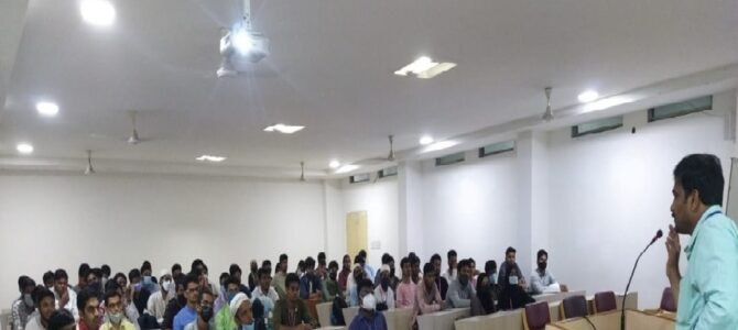 Guest Lecture on BEE